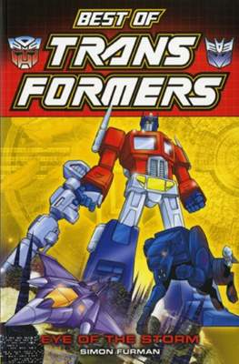 Best of Transformers: Eye of the Storm