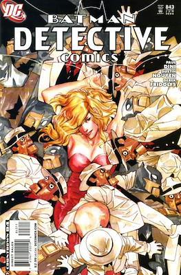 Detective Comics Vol. 1 (1937-2011; 2016-) (Comic Book) #843