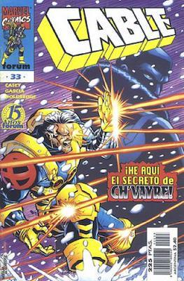 Cable Vol. 2 (1996-2000) (Grapa 24 pp) #33
