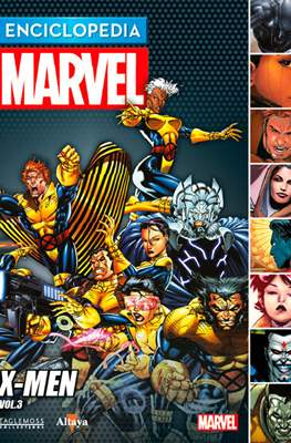 Enciclopedia Marvel (Cartoné) #27