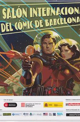 Saló Internacional del Còmic de Barcelona / El tebeo del Saló / Guía del Saló (Grapa) #33