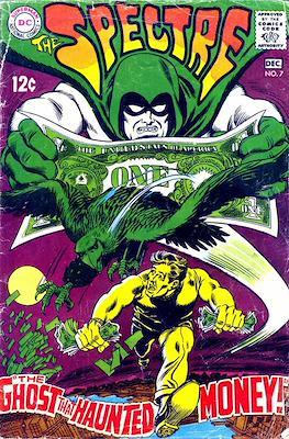 The Spectre Vol 1 (Comic Book. 1967 - 1969) #7