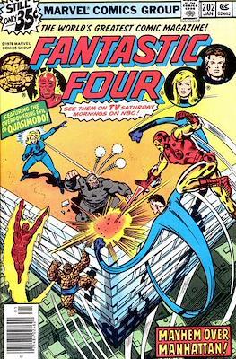 Fantastic Four Vol. 1 (1961-1996) (saddle-stitched) #202