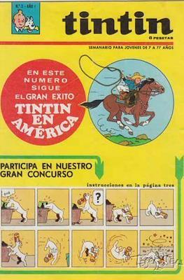 Tintin (Grapa 20 pags.) #3