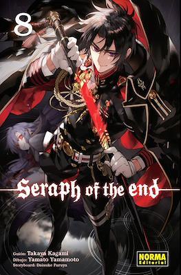 Seraph of the End (Rústica con sobrecubierta) #8