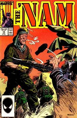The 'Nam Vol 1 (Comic-book.) #14