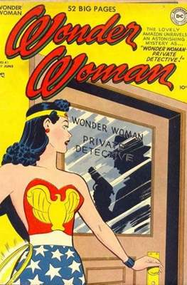 Wonder Woman Vol.1 (1942-1986; 2020-) (Comic Book) #41