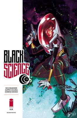 Black Science. Variant Covers (Comic-book) #13.1