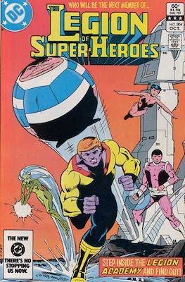 Legion of Super-Heroes Vol. 2 (1980-1987) (Comic-book) #304