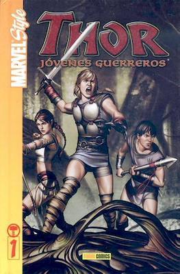 Thor. Jóvenes guerreros #1