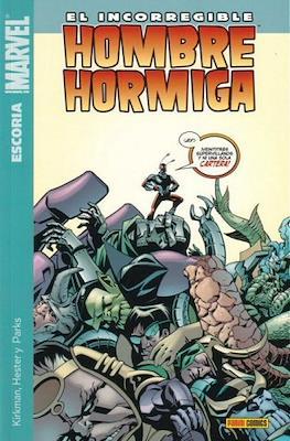 El Incorregible Hombre Hormiga (Rústica) #1