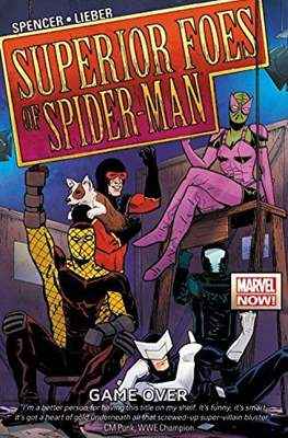 Superior Foes of Spider-Man (Softcover) #3