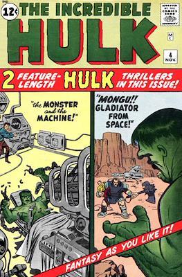 The Incredible Hulk Vol. 1 (1962-1999) #4