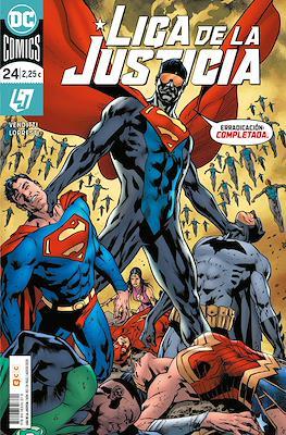 Liga de la Justicia. Nuevo Universo DC / Renacimiento (Grapa) #102/24