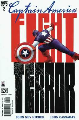 Captain America Vol. 4 (Comic Book) #2