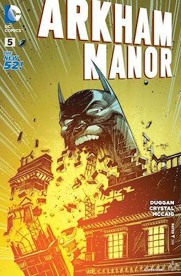 Arkham Manor (2014-2015) (Digital) #5