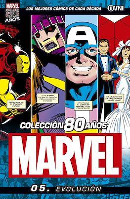 Coleccion Marvel 80 Años (Rústica) #5