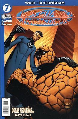 Los 4 Fantásticos Vol. 5 (2003-2004) (Grapa 24 pp) #7
