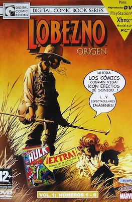 Lobezno Origen Digital Comic Books