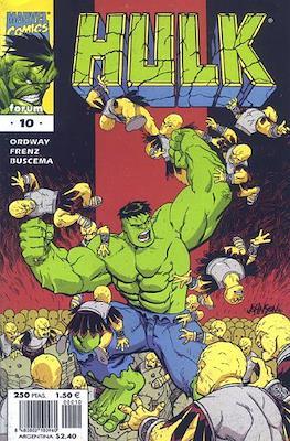 Hulk Vol. 4 (2000) (Grapa 24 pp) #10