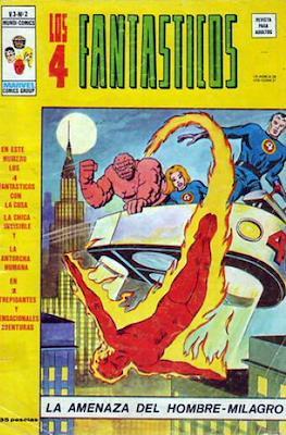 Los 4 Fantásticos Vol. 3 (1977-1980) (Grapa 44 pp) #2