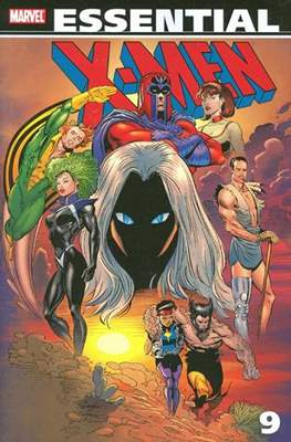 Essential X-Men (1999) (Softcover) #9