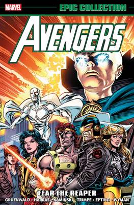 Avengers Epic Collection (Softcover) #23