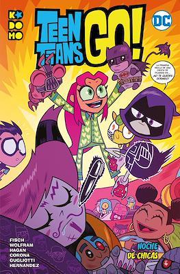 Teen Titans Go! (Rústica 72 pp) #2