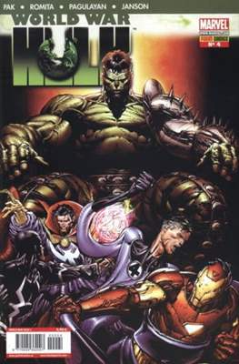 World War Hulk (Grapa) #4