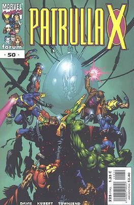 Patrulla-X Vol. 2 (1996-2005) (Grapa) #50