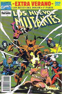 Los Nuevos Mutantes Vol. 1 Especiales (1987-1992) (Grapa 64 pp) #4