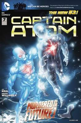 Captain Atom The New 52! (2011-2012) #7