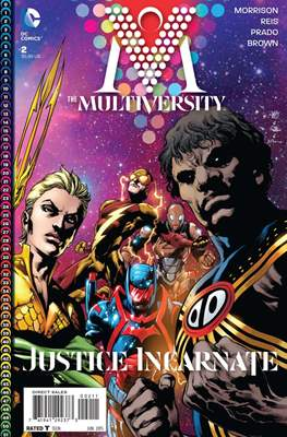 The Multiversity (2014-2015) (Comic-book) #2