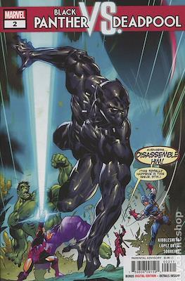 Black Panther vs. Deadpool (Comic Book) #2