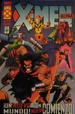X-Men: La Era de Apocalipsis Alpha/Omega #1