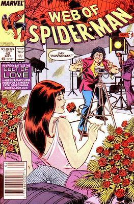 Web of Spider-Man Vol. 1 (1985-1995) (Comic-book) #42