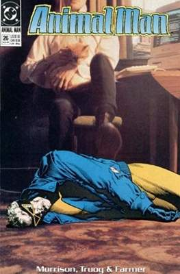 Animal Man (1988-1995) (Comic Book) #26