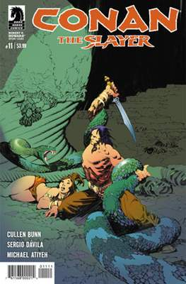 Conan The Slayer (Comic-book) #11