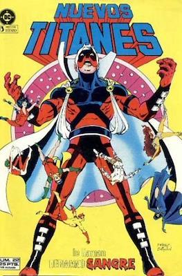 Nuevos Titanes Vol. 1 (1984-1988) (Grapa 40 pp) #22