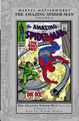 Marvel Masterworks: The Amazing Spider-Man (Hardcover) #6