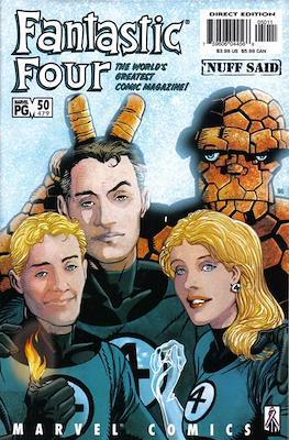 Fantastic Four Vol. 3 (Comic Book) #50 (479)