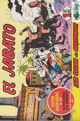 El Jabato. Super aventuras #21