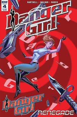 Danger Girl: Renegade (Comic Book) #4