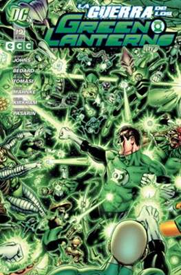 Green Lantern (2009-2012) (Grapa 72 pp) #19