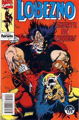 Lobezno vol. 1 (1989-1995) (Grapa) #35