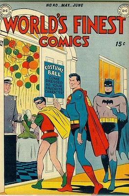 World's Finest Comics (1941-1986) (Comic Book) #40
