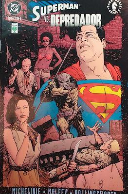 Superman vs Depredador (Grapa) #3