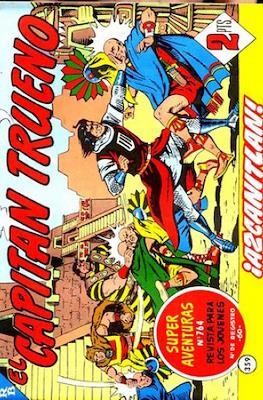 El Capitán Trueno (Grapa, 12 páginas (1991)) #359