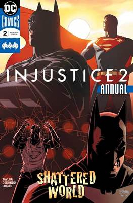 Injustice 2 Annual (Comic book) #2
