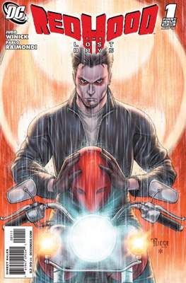 Red Hood: The Lost Days (saddle-stitched) #1